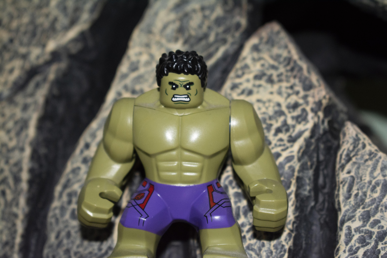 LEGO Hulk - Image of Hulk
