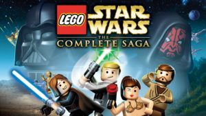 Best LEGO Video Game: Star Wars the Complete Saga