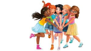 LEGO Friends and National Geographic Kids: Get Your Vitamin Sea!