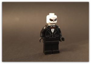 Goth LEGO: Finding the Dark and Brooding Side of Bricks and Minifigures
