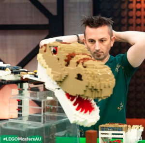 Lego masters Kale Frost