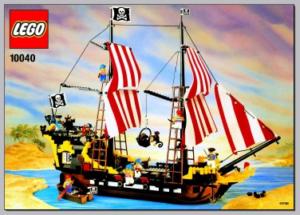 buy lego sets: black seas barracuda