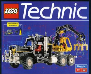 Best LEGO Technic Sets: Airtech Claw Rig