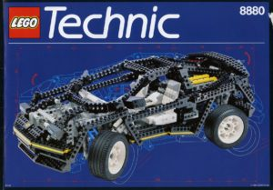 Best LEGO Technic Sets: Super Car