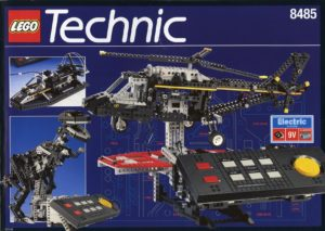 Best LEGO Technic Sets: Control Center