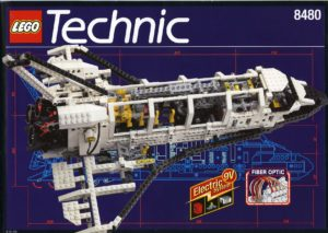 Best LEGO Technic Sets: Space Shuttle