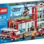 Evolution of the Brick: LEGO Fire Station Sets