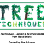 LEGO Tips & Bricks, Part 2: Tree Techniques Handbook Review