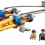 A Review of Two LEGO Podracers (2011 and 2019)
