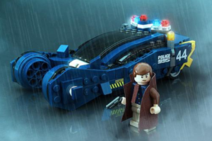 lego custom builds blade runner