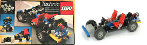 Best LEGO Technic Sets: Car Chassis