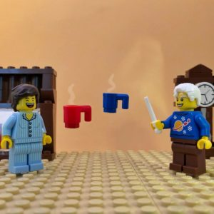 Writing LEGO: Inspiration Strikes!
