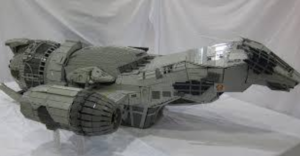 lego custom builds serenity