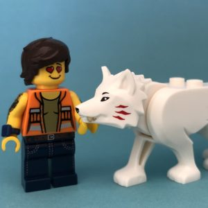 Writing LEGO: Childhood dreams