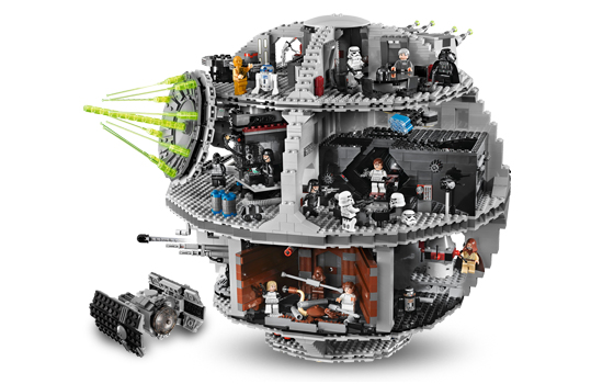 lego sets to invest in: death star