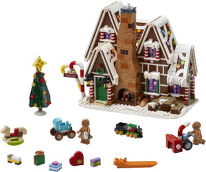 A Merry LEGO Christmas: Sets Past, Present and Future