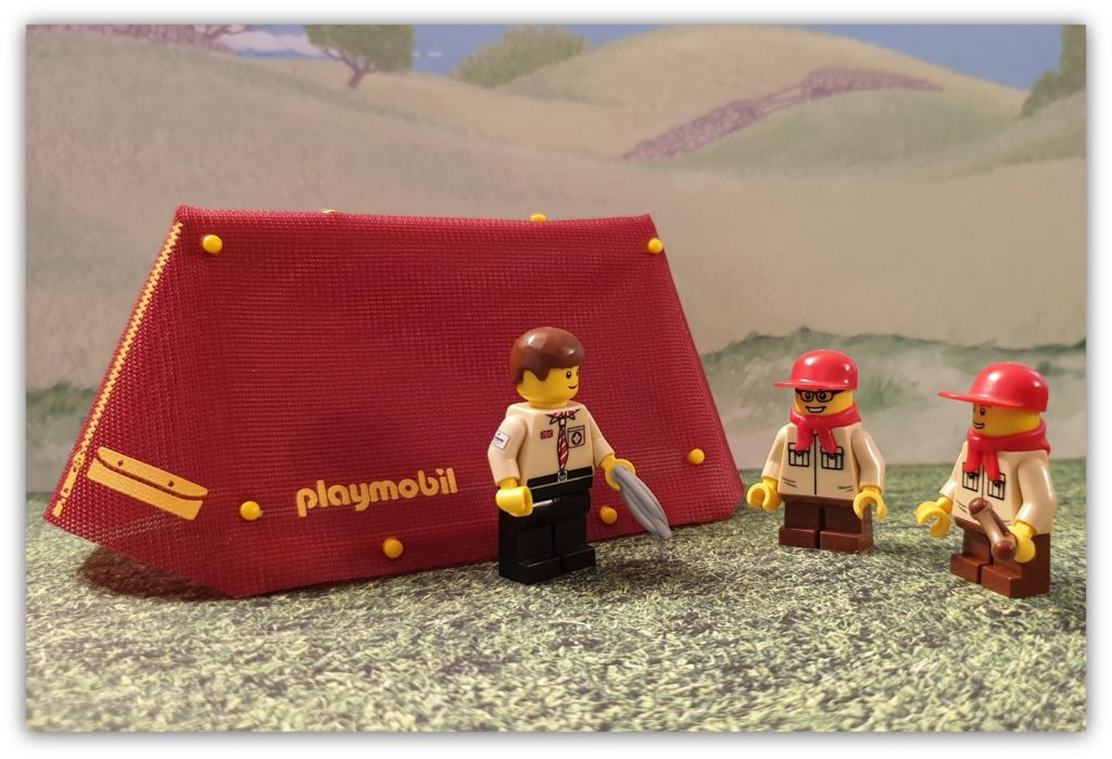 compatibility of lego: playmobil and lego