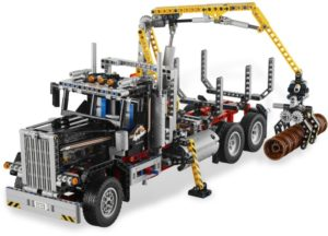 lego technic big truck 9397