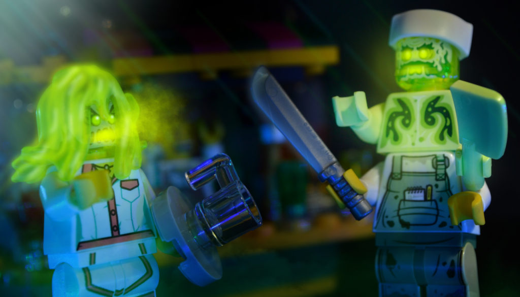lego hidden side ghosts