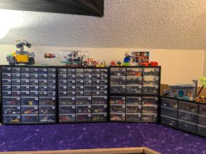 Sorting and Storing Your LEGO: A Guide to Maintain Your Sanity