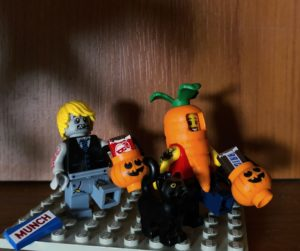 The LEGO Halloween Catalog for Early Birds