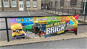 Exploring the Great Western Brick Show in Swindon