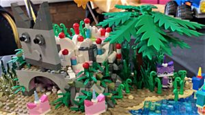 great western brick show origins of unikitty