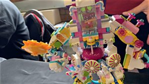 great western brick show unikitty mech