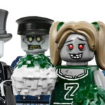 The LEGO Zombie Apocalypse Is Nigh
