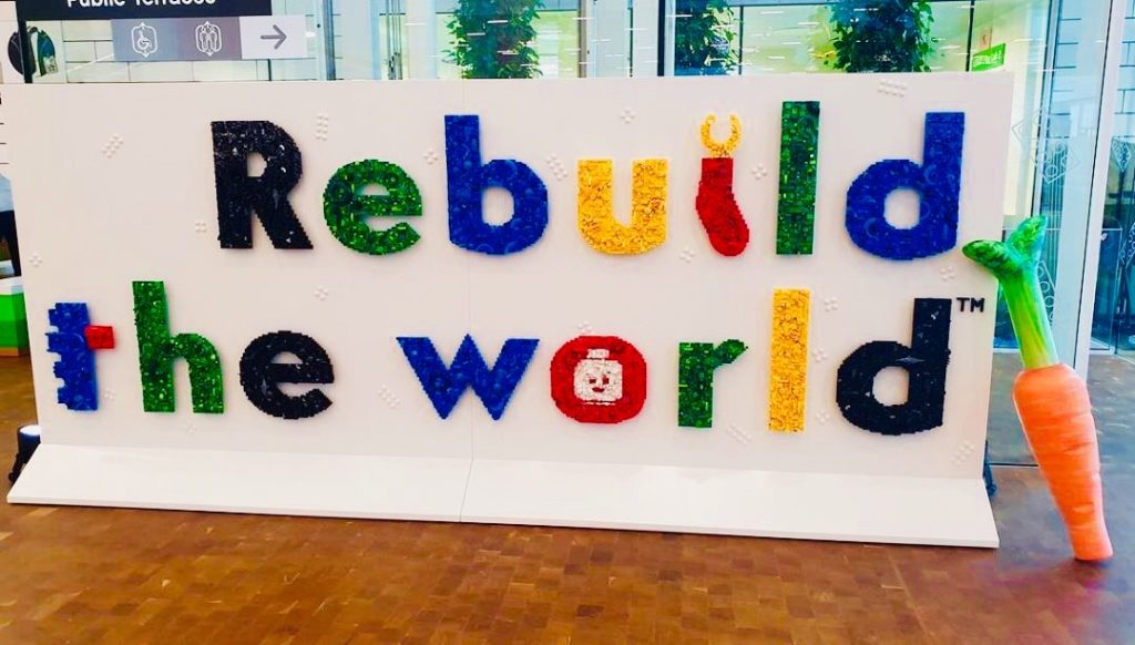 rebuild the world global campaign
