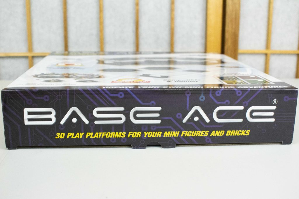 Base Ace - Side of Box Image