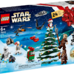 LEGO Star Wars Advent Calendar from a Galaxy Far Far Away