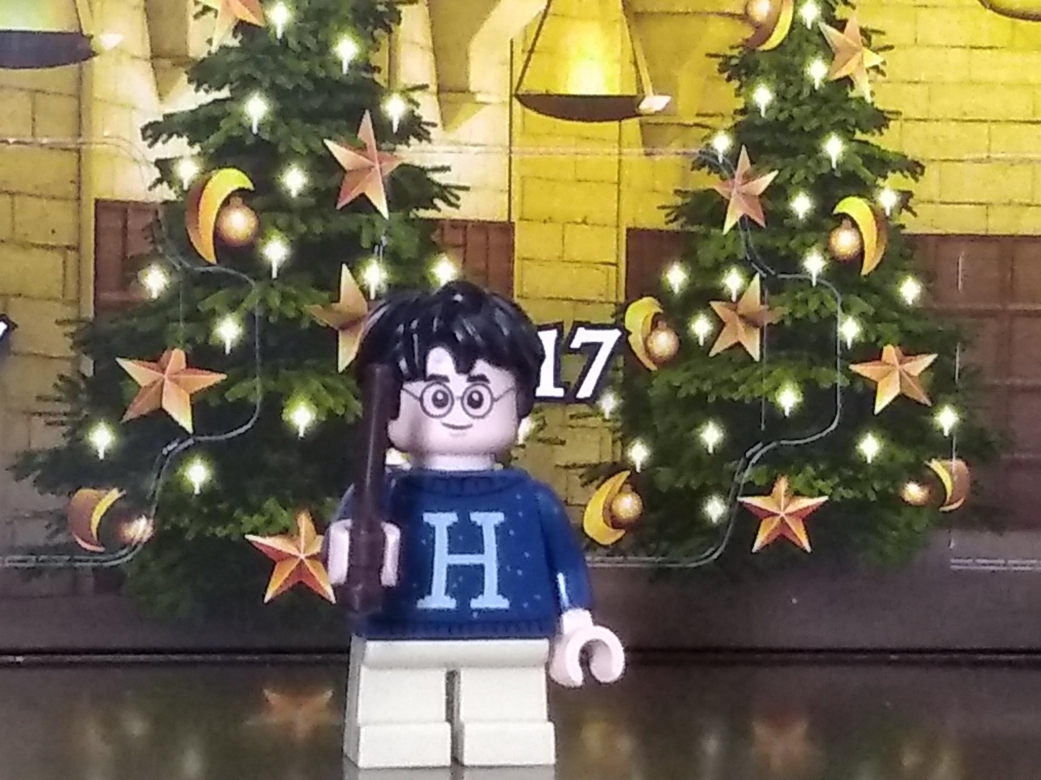 Harry Potter Advent Calendar A Magical Lego Christmas