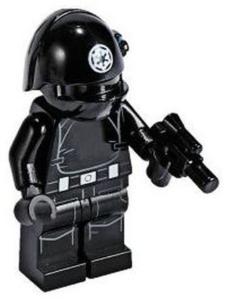 Star Wars Advent Calendar imperial officer