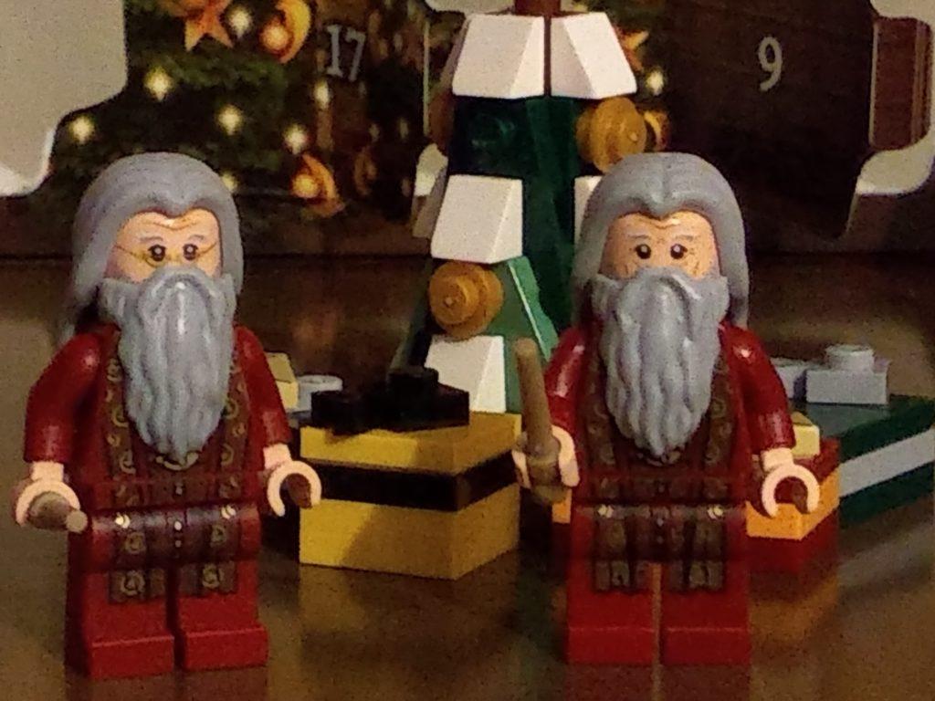 harry potter advent calendar dumbledore