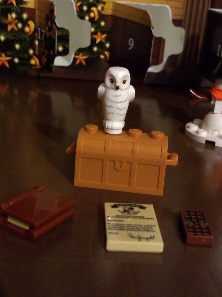 harry potter advent calendar last day
