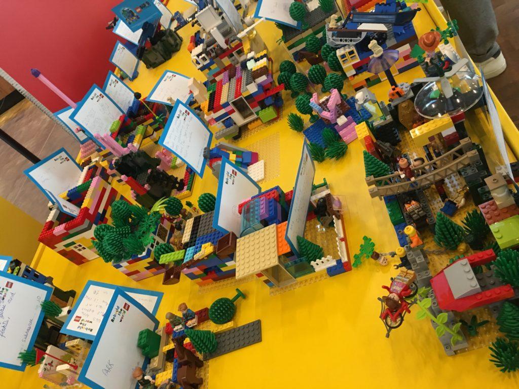 rebuild the world: creations of children