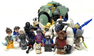 A Review of LEGO Overwatch Wrecking Ball (75976)