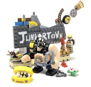 Junkrat and Roadhog – A Review of LEGO Set 75977