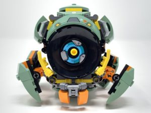 lego overwatch wrecking ball overview