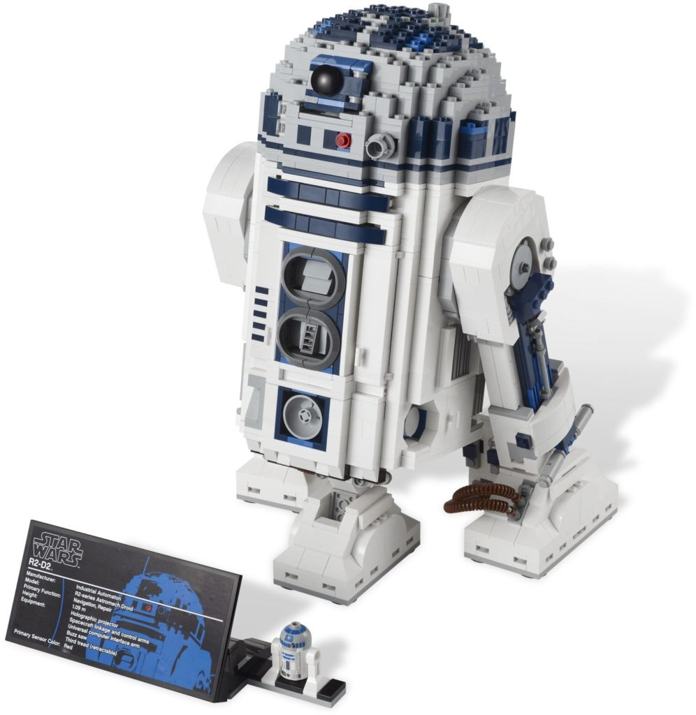 best lego star wars sets ucs r2d2