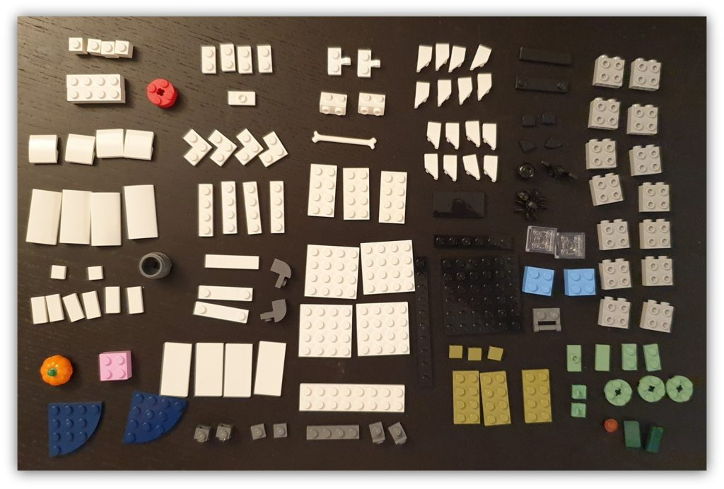 how do you build your LEGO: sorting