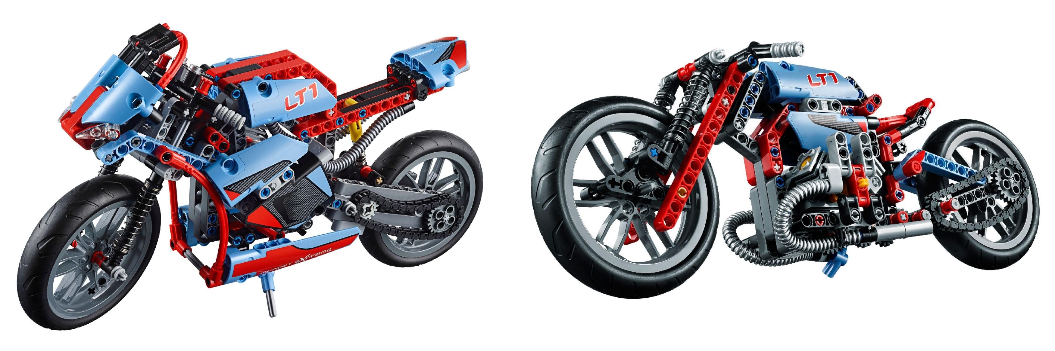 LEGO Technic Motorcycles street motorcycle