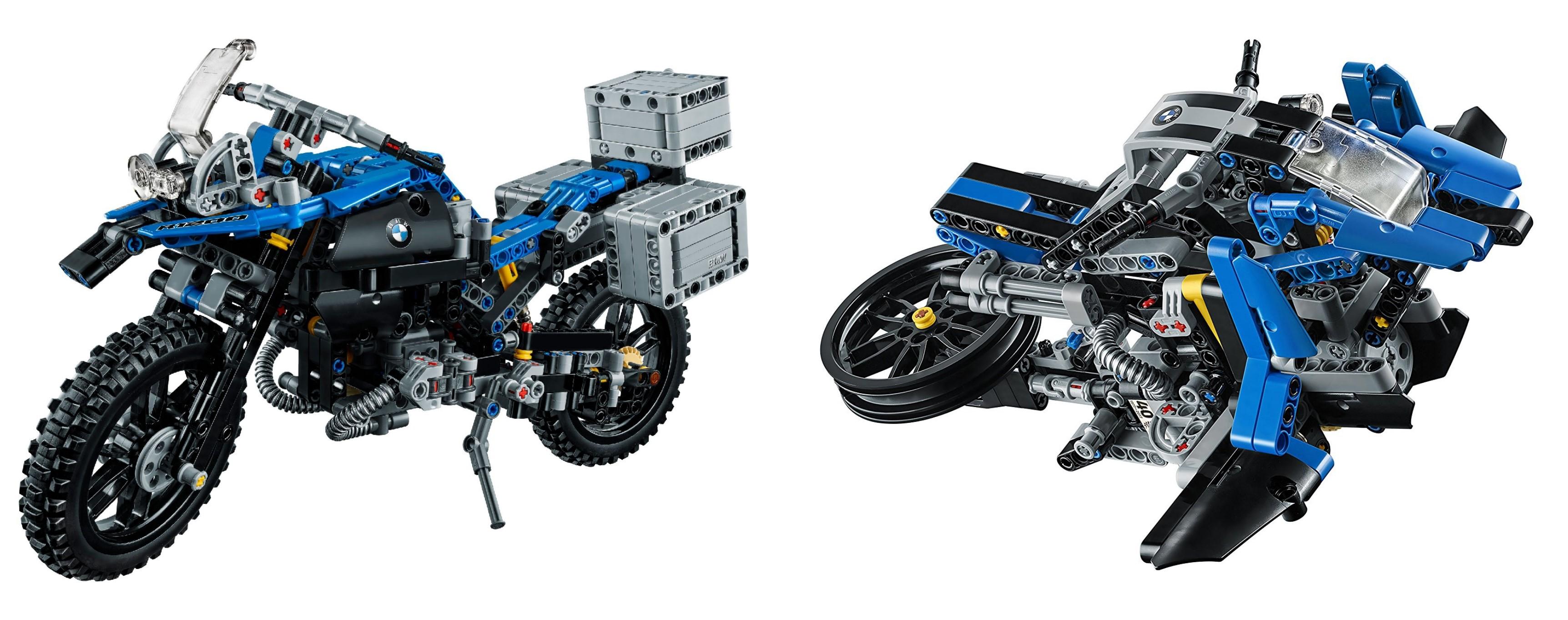 LEGO Technic Motorcycles bmw r1200