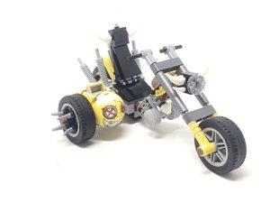 junkrat and roadhog bike
