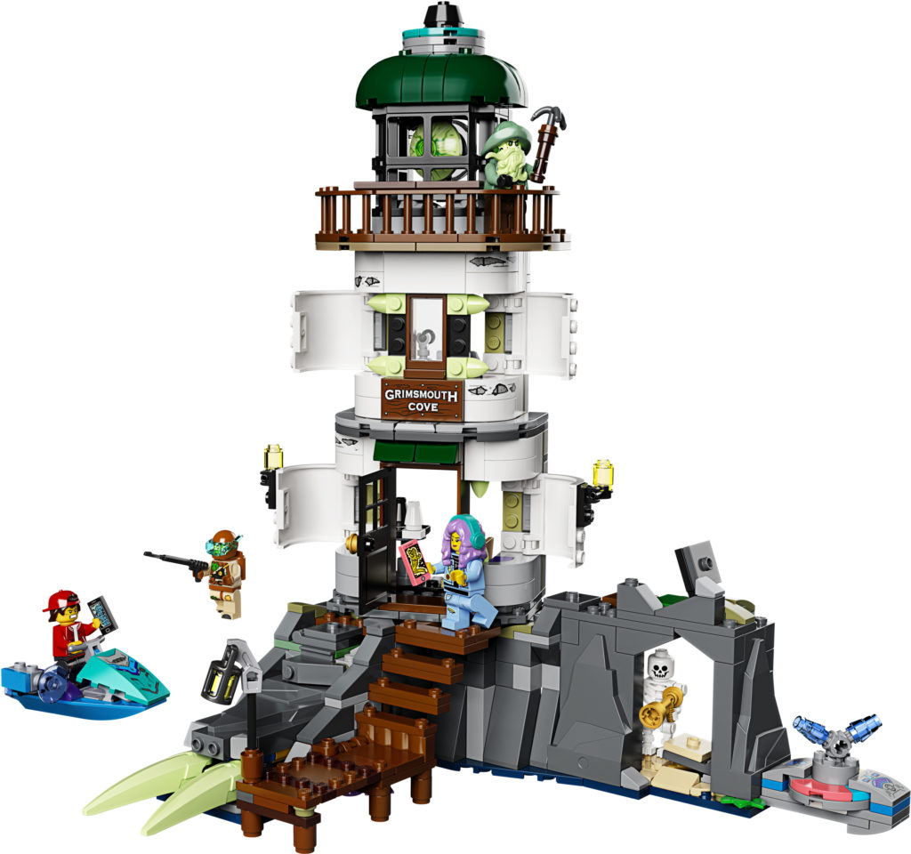 new lego hidden side lighthouse