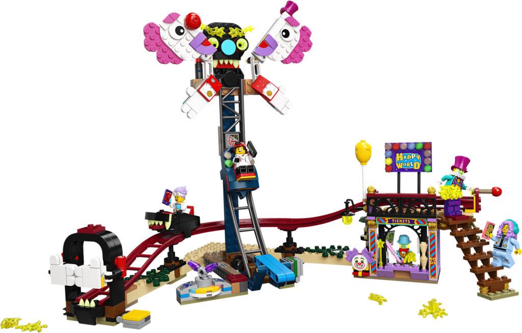 new lego hidden side ghost fair