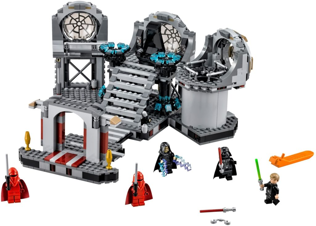 best lego star wars sets final duel