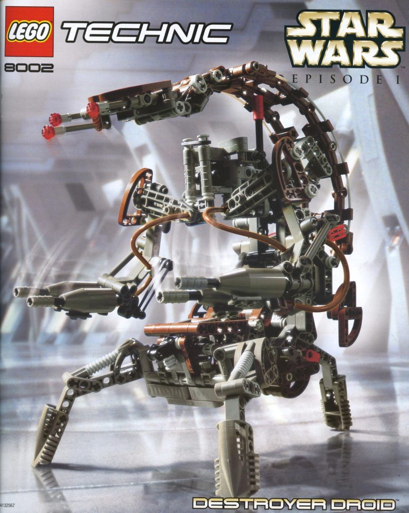 best lego star wars sets destroyer druid