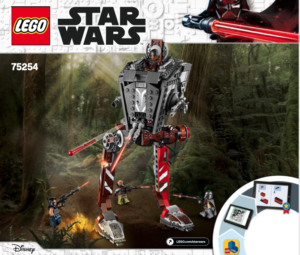 LEGO Star Wars AT-ST Raider Review (75254)